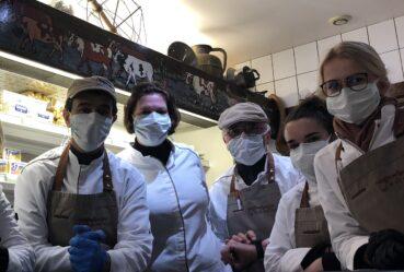 Equipe Boujon confinement