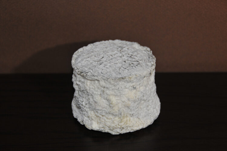 Cabriole cendré - Fromage de chèvre fermier lait cru